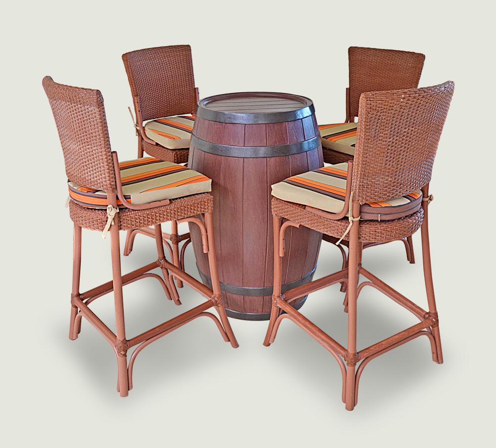 hirleys furniture ltd weaved high set 2